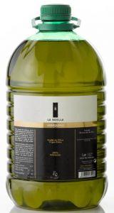 La Boella. Aceite de oliva arbequina, Caja de 3 garrafas de 5L