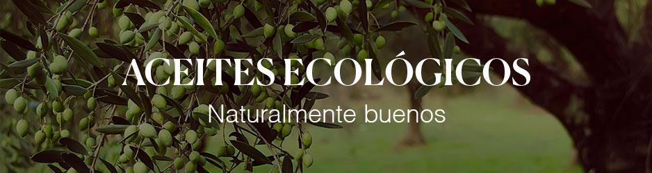 Aceite de oliva ecológico - ES
